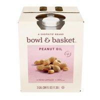 Bowl & Basket Peanut Oil, 3 gal