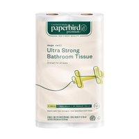 Paperbird Bathroom Tissue Ultra Strong, 6 Each