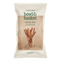 Bowl & Basket Pretzel Rods, 12 oz
