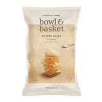 Bowl & Basket Original Potato Chips, 18 oz