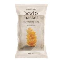 Bowl & Basket Original Wavy Potato Chips, 18 oz