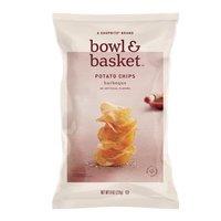 Bowl & Basket Barbeque Potato Chips, 8 oz