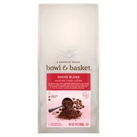 Bowl & Basket Coffee House Blend Medium Roast, 24 Ounce