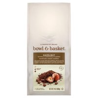 Bowl & Basket Coffee Hazelnut Medium Roast, 24 Ounce