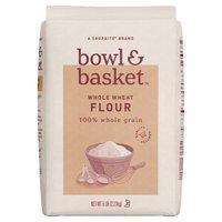Bowl & Basket Whole Wheat Flour, 5 lb