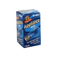 ShopRite Appliance Bulb - 40 Watt, 1 Each