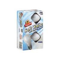ShopRite Soft White Light Bulbs - 60W, 4 Each