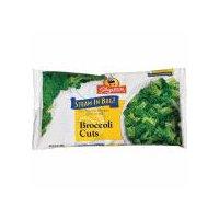 ShopRite Steam in Bag - Broccoli Cuts, 12 Ounce