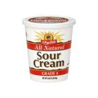 ShopRite Sour Cream, 16 Ounce