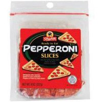 ShopRite Pepperoni Slices, 8 Ounce