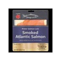 ShopRite Trading Company Smoked Atlantic Salmon, 4 Ounce