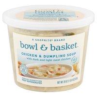 Bowl & Basket Chicken & Dumpling Soup, 20 Ounce
