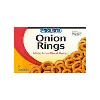 PriceRite Onion Rings, 32 Ounce
