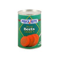 PriceRite Beets - Sliced, 15 Ounce