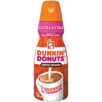 Extra Sweet, Extra Creamy Taste. Rich and smooth, it's made with real cream and sugar.