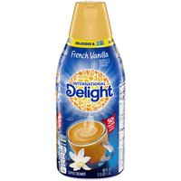 No Creamer? No Coffee; 50% More Than a Quart; Delicious