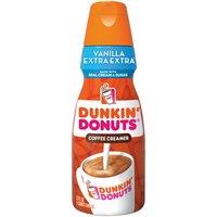 Dunkin' Donuts Vanilla Coffee Creamer, 32 Fluid ounce