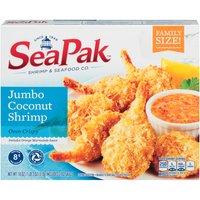 SeaPak Shrimp & Seafood Co. Oven Crunchy Shrimp Coconut, 18 Ounce