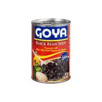 Goya Goya Black Bean Soup, 15 Ounce