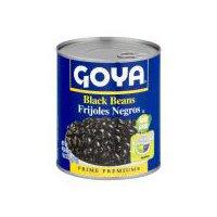 Goya Black Beans, 29 Ounce