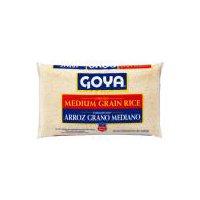 Goya Medium Grain Rice, 320 Ounce