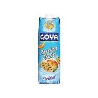 Goya Passion Fruit Nectar, 33.8 Fluid ounce