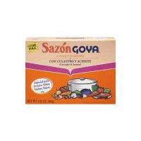 Goya Sazon Coriander & Annatto Seasoning, 3.52 Ounce
