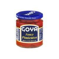 Goya Fancy Pimientos, 6.5 Ounce
