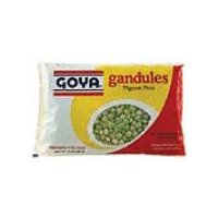 Goya Green Pigeon Peas, 14 Ounce