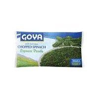 Goya Chopped Spinach, 16 Ounce