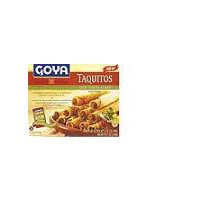 Goya Mexican Kitchen Taquitos - Beef, 21 Ounce