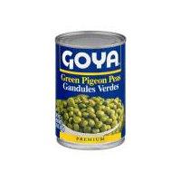 Goya Green Pigeon Peas, 15 Ounce