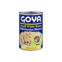 Goya Small White Beans, 15.5 Ounce
