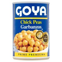 Goya Premium Chick Peas, 15.5 Ounce
