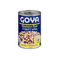 Goya Blackeye Peas, 15.5 Ounce