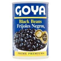 Goya Premium Black Beans, 15.5 Ounce
