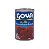 Goya Goya Beets - Sliced, 15 Ounce
