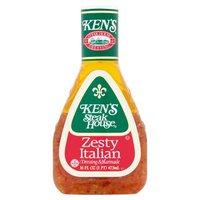 Ken's Steak House Dressing - Zesty Italian, 16 Fluid ounce