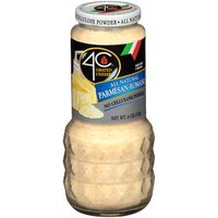4C® Cheese Grated - 100% Parmesan Romano, 6 Ounce