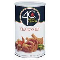 4C Bread Crumbs - Flavored, 46 Ounce