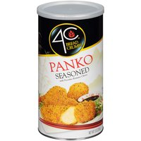 4C Japanese Style Panko Seasoned Bread Crumbs, 13 Ounce