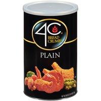 4C Bread Crumbs - Plain, 46 Ounce