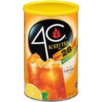 4C Iced Tea Mix - Natural Lemon, 70.3 Ounce