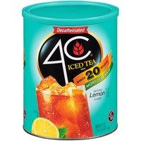 4C Iced Tea Mix With Lemon, 50.2 Ounce