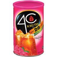 4C Iced Tea Mix - Natural Raspberry, 70.3 Ounce