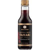 Kikkoman Naturally Brewed Tamari Soy Sauce, 10 Fluid ounce