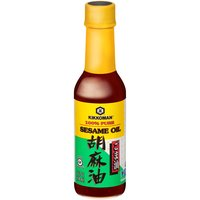Kikkoman 100% Pure Sesame Oil, 5 Fluid ounce