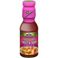 Kikkoman Sweet & Sour Sauce, 12 Ounce