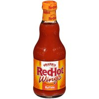 Frank's RedHot Frank's RedHot Buffalo Wing Sauce, 12 Fluid ounce