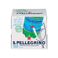 S. Pellegrino Sparkling Natural Mineral Water, 405.6 Fluid ounce